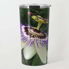 Passionfruit Flower Travel Mug