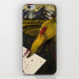 Undelivered iPhone Skin