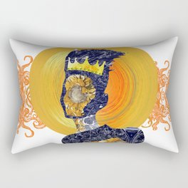 Leo (Zodiac Series 1) Rectangular Pillow