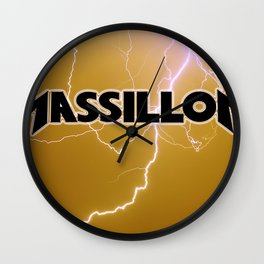 MASSILLON Wall Clock