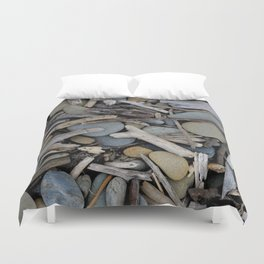 Drift Wood Duvet Cover