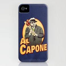 Al Capone Slim Case iPhone (4, 4s)