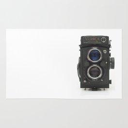 Vintage Camera (Yashica  124 G) Rug