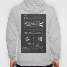Toy Doll Patent 1884 Hoody