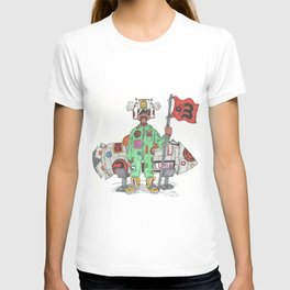 Rocket Dan T-shirt