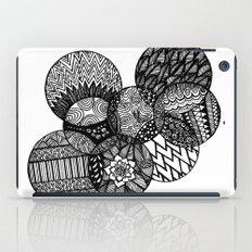 Sharpie Circles iPad Case