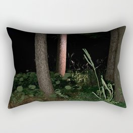 La Forêt - The Forest Rectangular Pillow