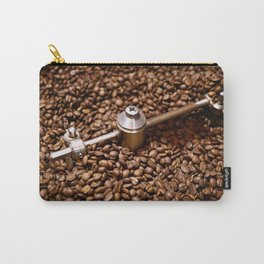 Freshly roasted coffee beans Carry-All Pouch