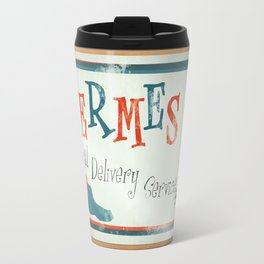 Hermes Special Delivery Service Travel Mug