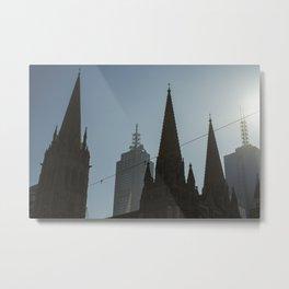 St. Paul's Metal Print