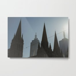 St. Paul's Metal Print