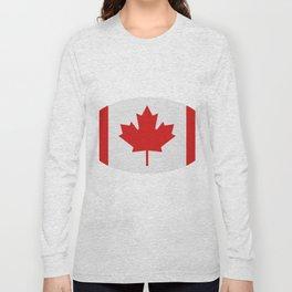 flag canada Long Sleeve T-shirt