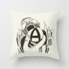 // A    Throw Pillow