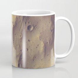 Planet surface — Enceladus (Saturn) Coffee Mug