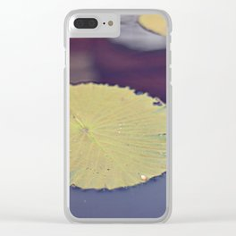 The Lily Clear iPhone Case