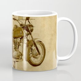 Ducat Condor 350 Militare 1973 old motorcycle Coffee Mug