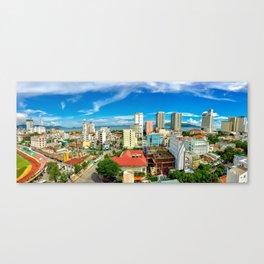 Nha Trang City Canvas Print