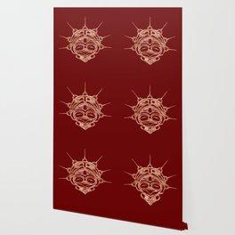 Copper Frog Blood Wallpaper