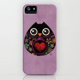 Owls Hatch iPhone Case