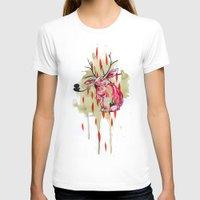 jackalope T-shirts featuring Jackalope by Manfish Inc.