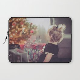 A Look of Wonder Laptop Sleeve