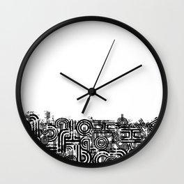 Disorganized Speech #2 Wall Clock