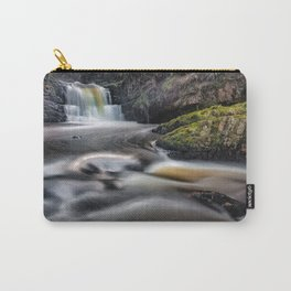 Dreamy Sgydau Sychryd Waterfalls Carry-All Pouch