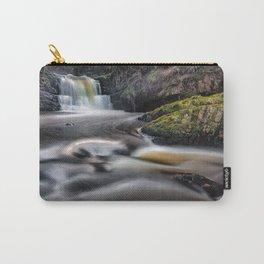Dreamy Sgydau Sychryd Waterfalls Carry-All Pouch