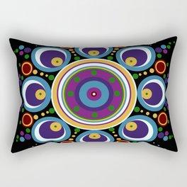 Yukon Mandala Rectangular Pillow