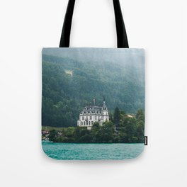 Iseltwald Switzerland Tote Bag