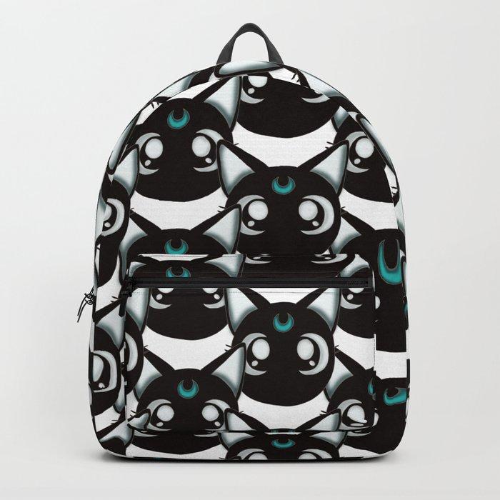 Hexed kittie Backpack