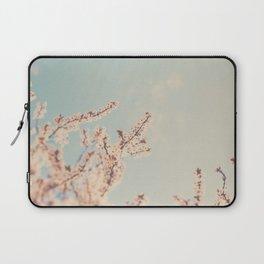 spring is in bloom ...  Laptop Sleeve