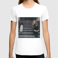 pun T-shirts featuring Penguin Pun by Apt108