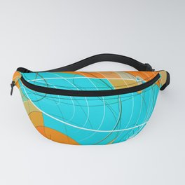temporal distortion Fanny Pack
