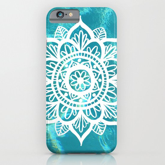Water Mandala iPhone & iPod Case