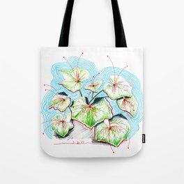 Plenty of Plants Tote Bag