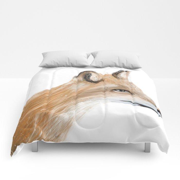 the fox Comforters