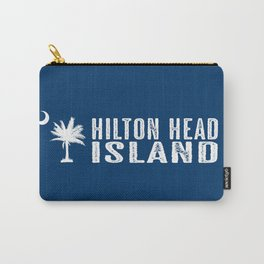 Hilton Head Island, South Carolina Carry-All Pouch