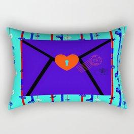 Mail Room / Mailman Rectangular Pillow