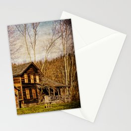 John Burroughs Woodchuck Lodge Stationery Cards