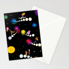 The Jogger's Nexus Stationery Cards
