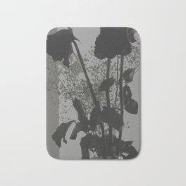 Dark Flora Bath Mat