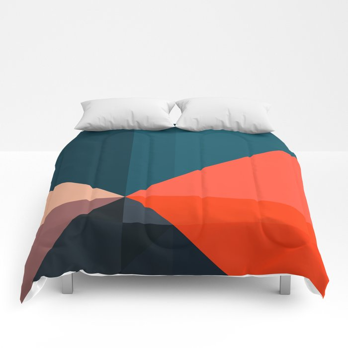 Geometric 1713 Comforters