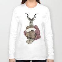 john Long Sleeve T-shirts featuring John by Emily Shaw