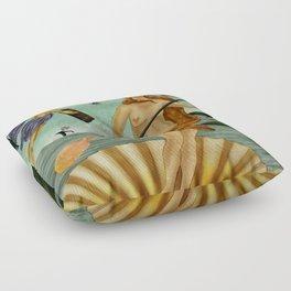 Gafferdite - Composition Floor Pillow