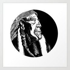 American Founder Art Print