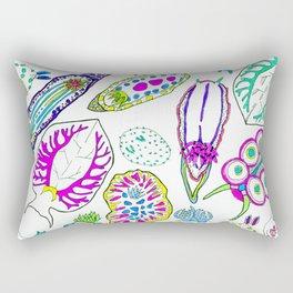 Nudibranchs Rectangular Pillow