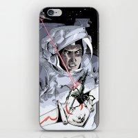 kindle iPhone & iPod Skins featuring Battle-Nauts by Gabriel Warila