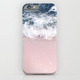 Ocean Beauty Dream - Crashing Waves #2 #wall #decor #art #society6 iPhone Case