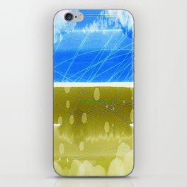 The Heron-Priested Shore iPhone Skin